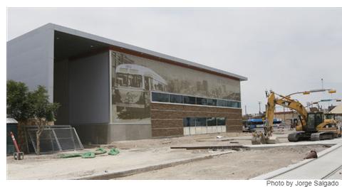 El Paso Streetcar Facility