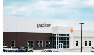 Image of Parker Products new manufacturing facility