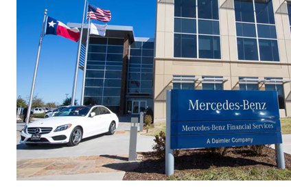Image of Mercedes Financial