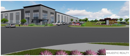 business park rendering