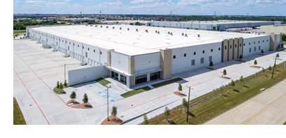Flex-N-Gate's Grand Prairie facility.