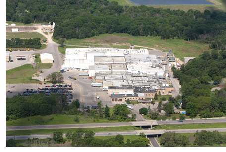 Brakebush production facility, Westfield, Wisconsin