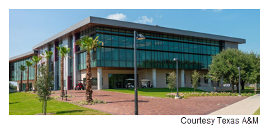 Image of the new building.
