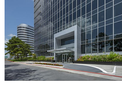 Brookhollow Central I, the building Cigna is moving their Houston employees to.