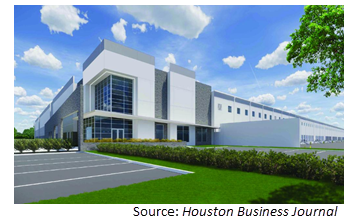 Rendering of Empire West Business Park