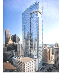 International law firm Gibson Dunn & Crutcher LLP announced has moved into its permanent Houston office at 811 Main, formerly known as BG Group Place.