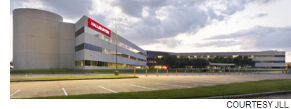The Halliburton campus at Oak Park Campus.