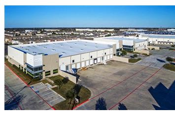 Bammel business park in northwest Houston