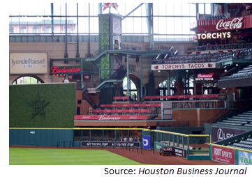 Image of minute maid park.