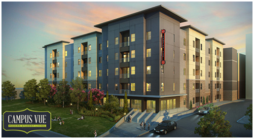Newstalk texas for University of houston student housing
