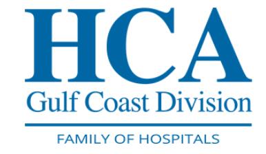 Logo of HCA.