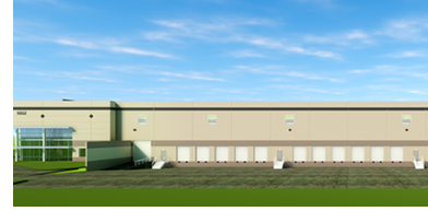 Levey Group, a family-owned industrial development firm, has completed a 64,850-sf distribution center within Northwest Place Industrial Park.