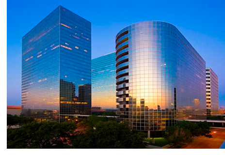 Picture of Greenway Plaza in Houston
