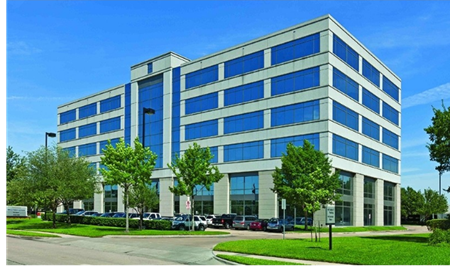 Picture of the Two Sugar Creek office building