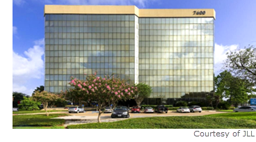 One Northwind Plaza, a 141,480-sf office building.
