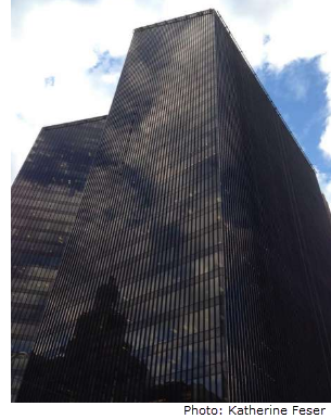 Image of the Pennzoil Place North Tower