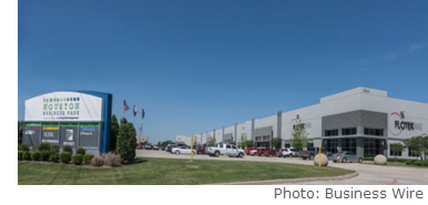 Sealy & Company announces the acquisition of Sam Houston Business Park, a 262,631 sf, four building, Class A Industrial Business Park.