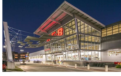 Image of the H-E-B at Tanglewood Court