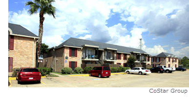 – Dalcor Cos., a multifamily investment and management firm, has acquired the Vista at Gessner in Houston for $51 million, or nearly $63,000 per unit.