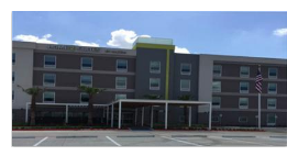 Home2 Suites in Baytown.