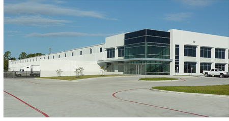 Picture of the Starplast Plastic facility