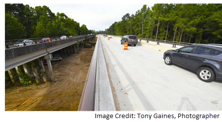 Kuykendahl bridge widening finished across Spring Creek