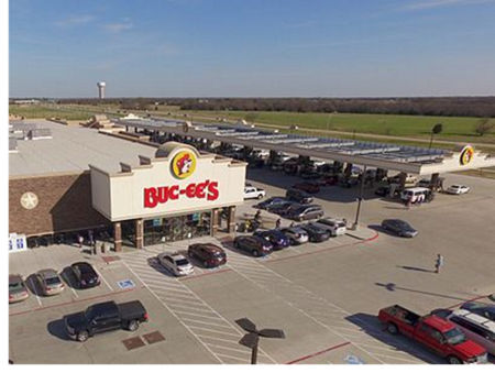Picture of a Buc-ee's