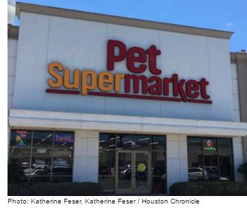 Pet Supermarket at the Rock Creek Shopping Center