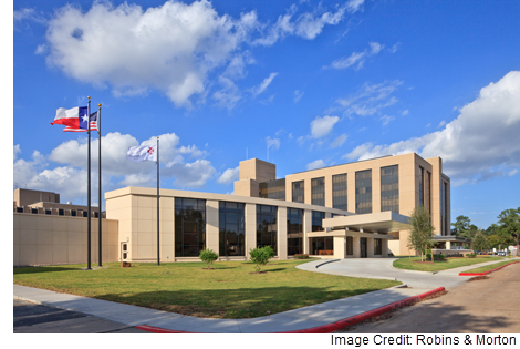 Pictured: the Houston Northwest Medical Center at 710 Cypress Creek Pkwy.