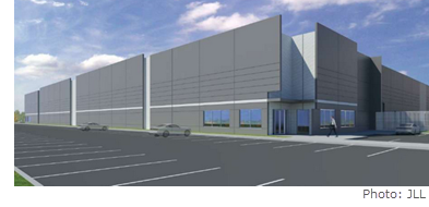 Archway Properties has selected JLL to market the industrial component of its Park Air 59 development in Humble.