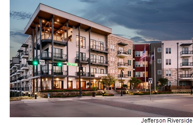 An image of Jefferson Riverside apartments
