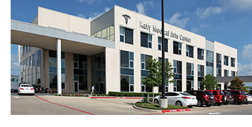 Katy Med-Arts Partners Ltd., a partnership of 20-plus physicians, has sold Katy Medical Arts Center, a medical office building in Katy.
