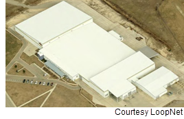 Industrial property in Killeen.