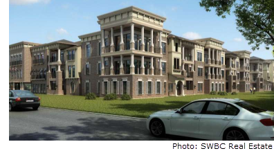 Image of the future Kingwood Ranch development