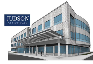 Judson Office Park, an all-new medical complex, will have a public groundbreaking ceremony on February 15, 2018.