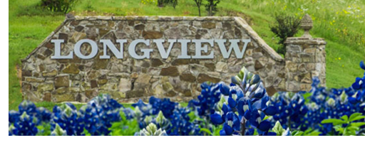 picture of Longview city sign