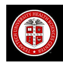 Texas Tech Health Sciences Center seal