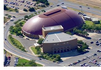 Lubbock Municipal Auditorium & Coliseum.