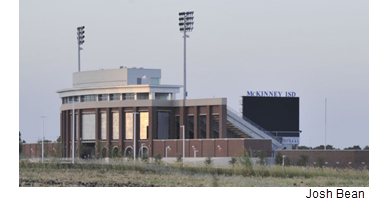 Image of the football stadium.