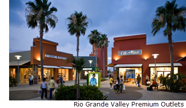 Image of the outlet mall.