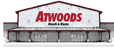 ATWOODS Ranch & Home stores has announced that construction is underway on its latest store.