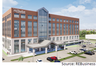 Rendering of the project.