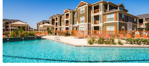 Faudree Ranch Apartments pool