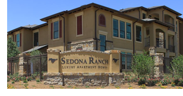 Sedona Ranch apartments in Odessa.