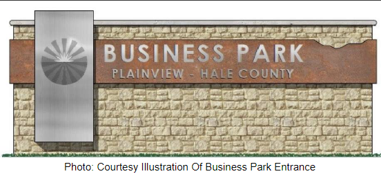 Plainview-Hale County business park breaks ground 2018