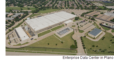 Enterprise Data Center in Plano
