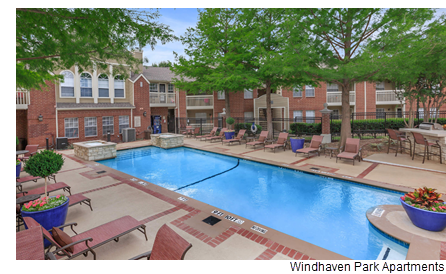 Windhaven Park Apartments, pool