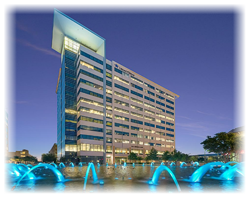 Tower in Plano's Legacy Park has been sold to Dallas REIT