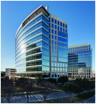 Granite Park Tower 5 Plano new leases