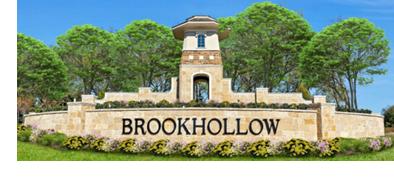 Brookhollow in Prosper
